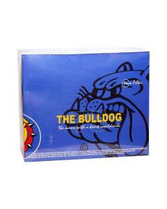 Caixa de Filtro de Acetato The Bulldog Amsterdam Blue 8mm